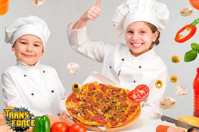 Мастер-клас-пица