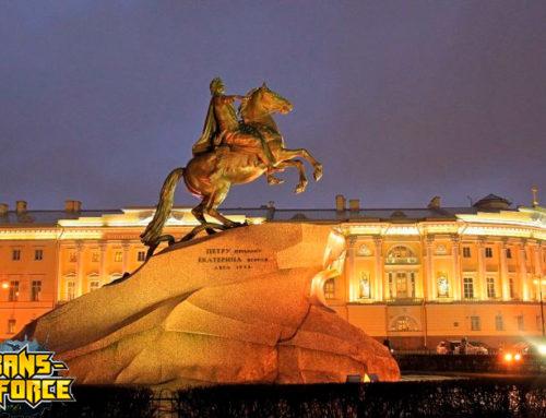 Мультимедийная экскурсия «Путешествие по Санкт-Петербургу»