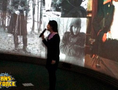 Мультимедийное занятие «Живая история. Блокада Ленинграда»